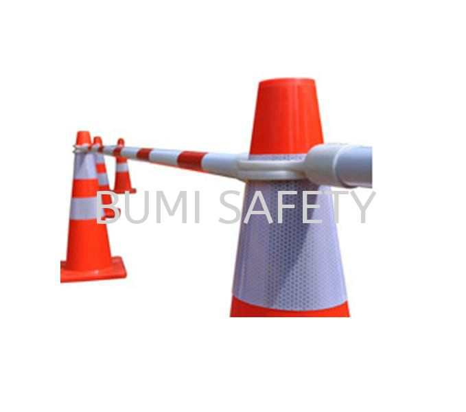 EXPANDABLE CONE BAR Traffic Control Safety Vest / Traffic Control Selangor, Kuala Lumpur (KL), Puchong, Malaysia Supplier, Suppliers, Supply, Supplies | Bumi Nilam Safety Sdn Bhd