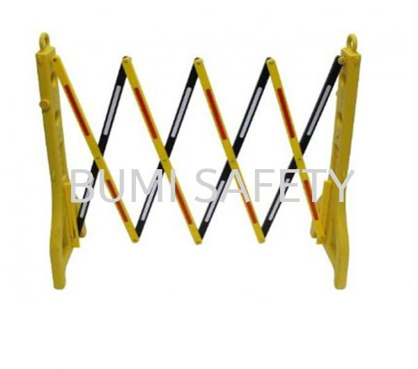 Expandable Barricade Traffic Control Safety Vest / Traffic Control Selangor, Kuala Lumpur (KL), Puchong, Malaysia Supplier, Suppliers, Supply, Supplies   Bumi Nilam Safety Sdn Bhd