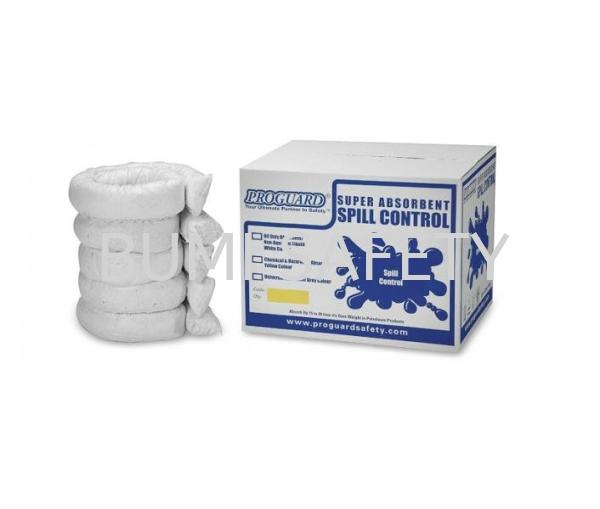 Sorbent Sock - Oil Spills Control Selangor, Kuala Lumpur (KL), Puchong, Malaysia Supplier, Suppliers, Supply, Supplies   Bumi Nilam Safety Sdn Bhd