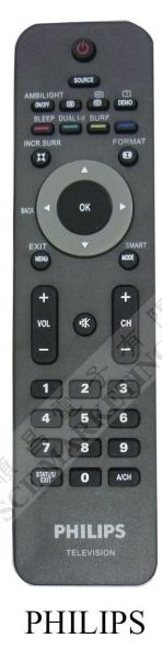 PHILPS LCD/LED TV REMOTE CONTROL Johor Bahru, JB, Johor. Supplier, Suppliers, Supplies, Supply | SCE Marketing Sdn Bhd