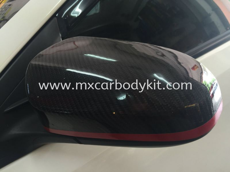 TOYOTA VIOS 2013 CARBON FIBER  SIDE MIRROR COVER  TOYOTA VIOS CARBON FIBER BODY KITS Johor, Malaysia, Johor Bahru (JB), Masai. Supplier, Suppliers, Supply, Supplies | MX Car Body Kit