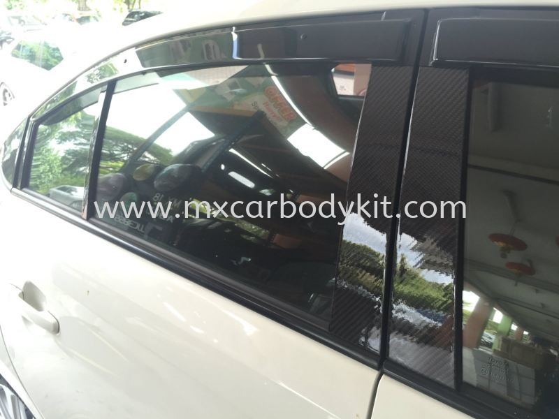 TOYOTA VIOS 2013 CARBON FIBER DOOR PILLAR  TOYOTA VIOS CARBON FIBER BODY KITS Johor, Malaysia, Johor Bahru (JB), Masai. Supplier, Suppliers, Supply, Supplies | MX Car Body Kit
