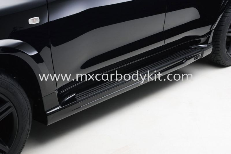 TOYOTA LANDCRUISER FJ200 BLACK BISON DESIGN SIDE SKIRT LAND CRUISER FJ200 TOYOTA Johor, Malaysia, Johor Bahru (JB), Masai. Supplier, Suppliers, Supply, Supplies | MX Car Body Kit