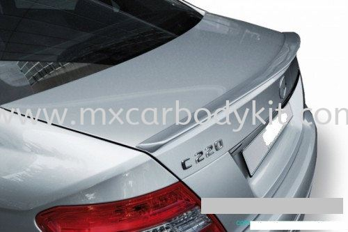 MERCEDES BENZ W204 AMG REAR SPOILER W204 (C CLASS) MERCEDES BENZ Johor, Malaysia, Johor Bahru (JB), Masai. Supplier, Suppliers, Supply, Supplies | MX Car Body Kit