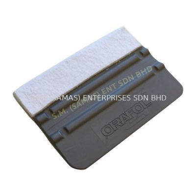 ORACAL Squeegee - With Felt