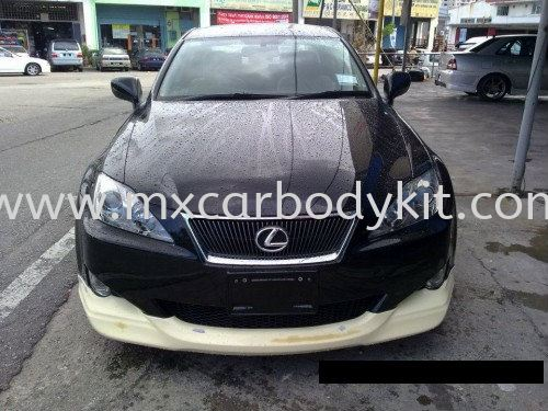 LEXUS IS250 2005 ING DESIGN FRONT SKIRT IS250 LEXUS Johor, Malaysia, Johor Bahru (JB), Masai. Supplier, Suppliers, Supply, Supplies | MX Car Body Kit