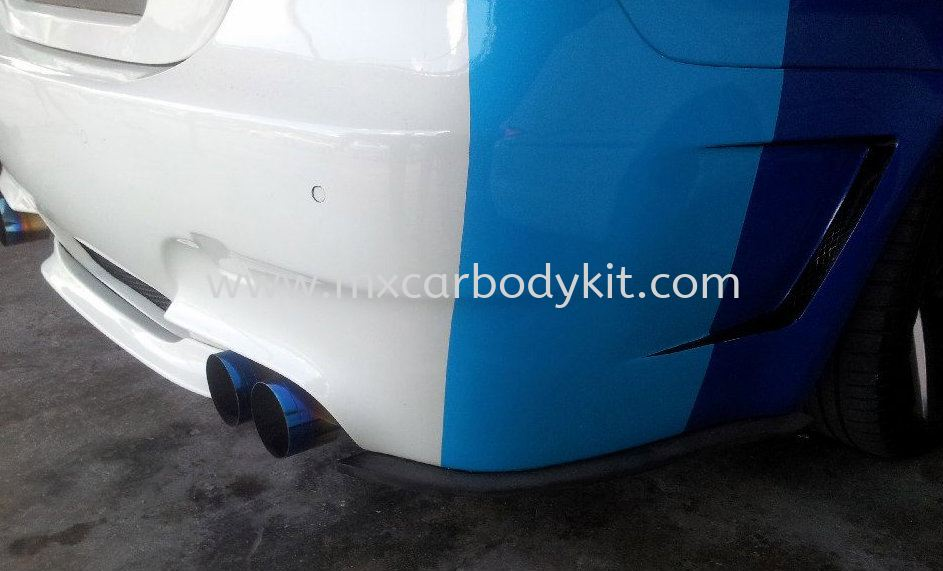 BMW E60 M5 REAR BUMPER DIFFUSER E60 (5 SERIES) BMW Johor, Malaysia, Johor Bahru (JB), Masai. Supplier, Suppliers, Supply, Supplies | MX Car Body Kit