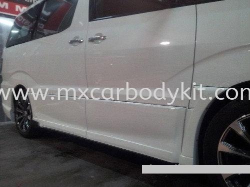 TOYOTA ALPHARD 2002-07 J-EMOTION DESIGN DOOR PANEL ALPHARD 10 2002 - 2007  TOYOTA Johor, Malaysia, Johor Bahru (JB), Masai. Supplier, Suppliers, Supply, Supplies | MX Car Body Kit