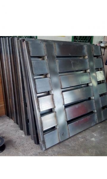 Galvanize Steel Pallet  Galvanised Pallet Penang, Pulau Pinang, Malaysia Supplier, Supply, Manufacturer, Distributor | Excellence Business Industries Supply