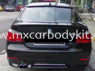 BMW E60 2003-07 AC DESIGN REAR SKIRT E60 (5 SERIES) BMW Johor, Malaysia, Johor Bahru (JB), Masai. Supplier, Suppliers, Supply, Supplies | MX Car Body Kit