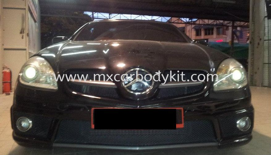 MERCEDES BENZ R171 AMG FRONT BUMPER R171 (SLK CLASS) MERCEDES BENZ Johor, Malaysia, Johor Bahru (JB), Masai. Supplier, Suppliers, Supply, Supplies | MX Car Body Kit