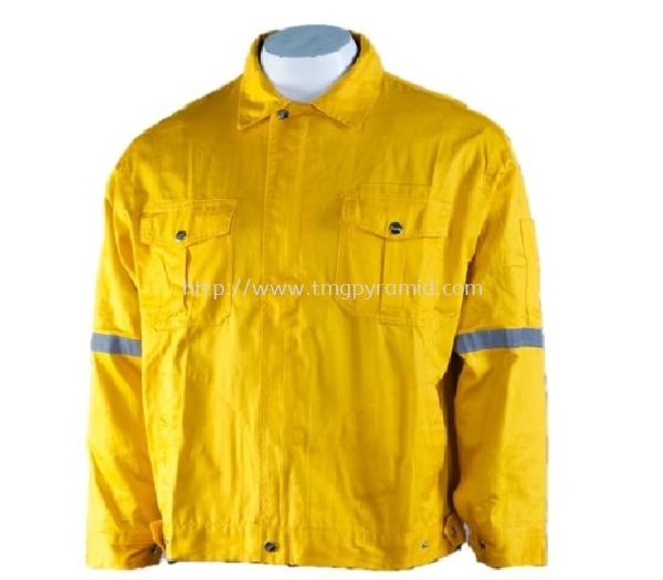 TMG Light Weight Jacket C-T-61203 TMG Safety Workwear Johor Bahru (JB), Malaysia, Masai Supplier, Wholesaler, Supply, Supplies | TMG Pyramid Sdn Bhd