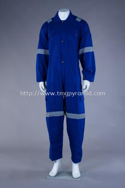 TMG Heavy Duty Coverall - M3 TMG Coverall TMG Safety Workwear Johor Bahru (JB), Malaysia, Masai Supplier, Wholesaler, Supply, Supplies | TMG Pyramid Sdn Bhd