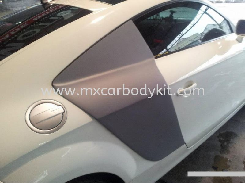 AUDI TT MK2 2008 J-EMOTION DESIGN DOOR COVER TT AUDI Johor, Malaysia, Johor Bahru (JB), Masai. Supplier, Suppliers, Supply, Supplies | MX Car Body Kit