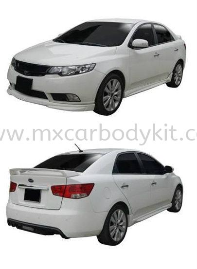 KIA FORTE NEFD BODYKIT + SPOILER FORTE KIA Johor, Malaysia, Johor Bahru (JB), Masai. Supplier, Suppliers, Supply, Supplies | MX Car Body Kit