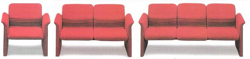 LN-2001 SETTEE OFFICE SEATING Malaysia, Selangor, Kuala Lumpur (KL), Puchong Supplier, Suppliers, Supply, Supplies | NSY Office System