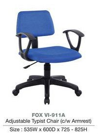 VI-911A CLERICAL OFFICE CHAIRS Malaysia, Selangor, Kuala Lumpur (KL), Puchong Supplier, Suppliers, Supply, Supplies | NSY Office System