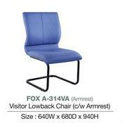 A-314VA EXECUTIVE CHAIRS OFFICE CHAIRS Malaysia, Selangor, Kuala Lumpur (KL), Puchong Supplier, Suppliers, Supply, Supplies | NSY Office System