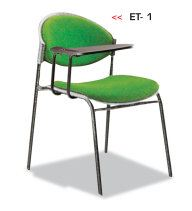 ET-1 VISITO STUDY SERIES OFFICE CHAIRS Malaysia, Selangor, Kuala Lumpur (KL), Puchong Supplier, Suppliers, Supply, Supplies   NSY Office System