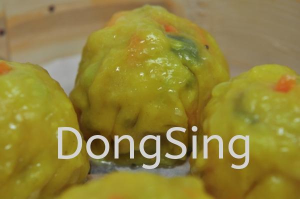 (※D06) HAI TANG DUMPLING 海棠果  STEAMED 蒸点 DIM SUM 点心类 Malaysia, Selangor, Kuala Lumpur (KL), Kajang Supplier, Suppliers, Supply, Supplies   Dong Sing Food Link Sdn Bhd