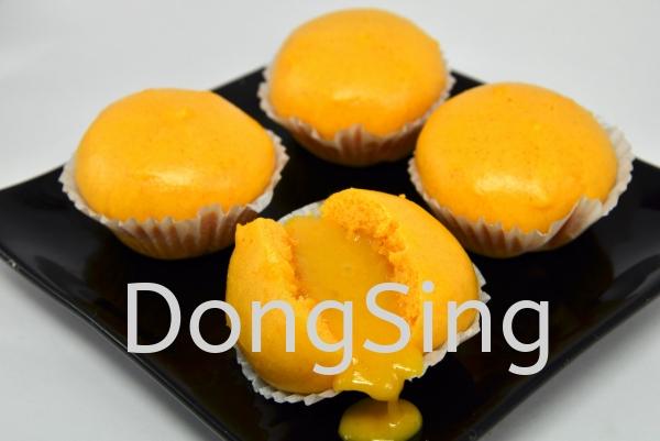 (※31) SALTED EGG CREAM BUN 香港流沙饱  BUN 饱点 DIM SUM 点心类 Malaysia, Selangor, Kuala Lumpur (KL), Kajang Supplier, Suppliers, Supply, Supplies | Dong Sing Food Link Sdn Bhd