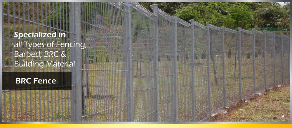 Brc Fence Supplier Johor Bahru Wire Mesh Steel Bar