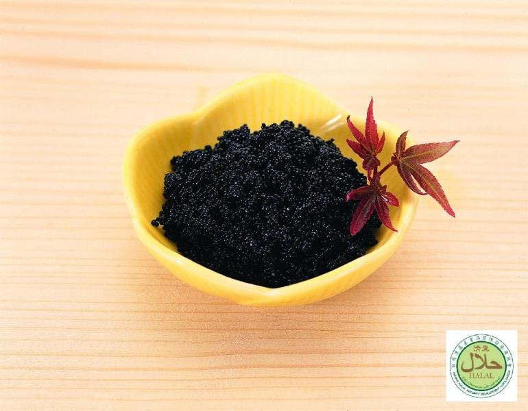 Ebiko Black Fish Roe Singapore Supplier, Distributor, Importer, Exporter   Arco Marketing Pte Ltd
