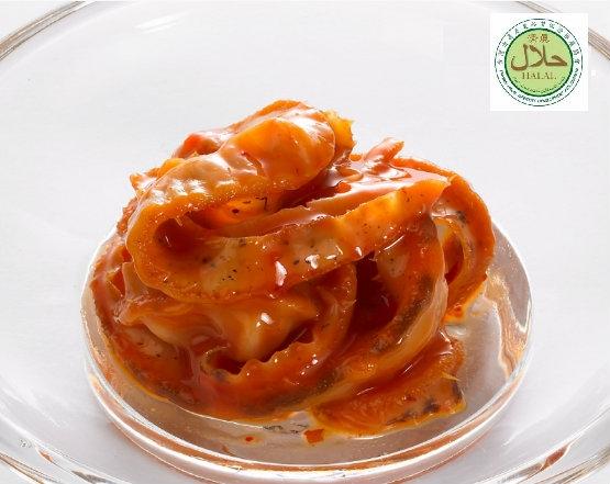 Spicy Scallop Lips Seasoned Food Singapore Supplier, Distributor, Importer, Exporter   Arco Marketing Pte Ltd