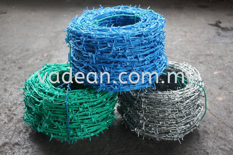 Barbed Wire Barbed Wire Johor Bahru (JB), Johor Supplier, Suppliers, Supply, Supplies | Vadean Trading Sdn Bhd