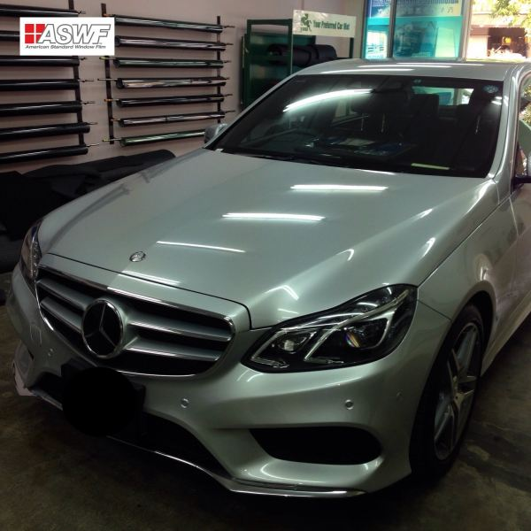 Mercedes-Benz Car Tinted - ASWF Legend 50 Mercedes-Benz ASWF - Made in USA Kuala Lumpur (KL), Selangor, Malaysia. Installation, Supplier, Specialist | Savgard Windscreen & Tint Specialist