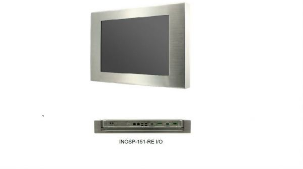 INOSP-151-RE 15-INCH STAINLESS PANEL PC Stainless Steel Industrial Panel PC iBASE Skudai, Johor Bahru (JB), Malaysia Supplier, Retailer, Supply, Supplies   Intelisys Technology Sdn Bhd