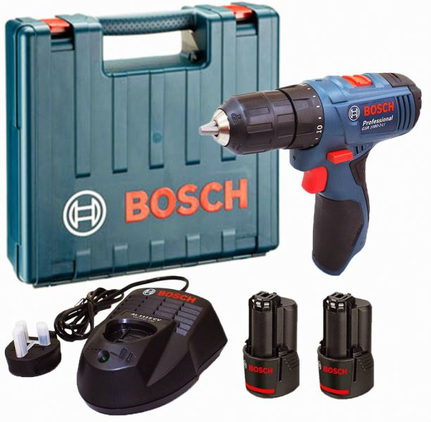BOSCH 10.8V Cordless Drill GSR 1080-2-Li Bosch Power Tools Seremban, Negeri Sembilan (NS), Malaysia. Supplier, Suppliers, Supply, Supplies | LKM Machinery & Trading