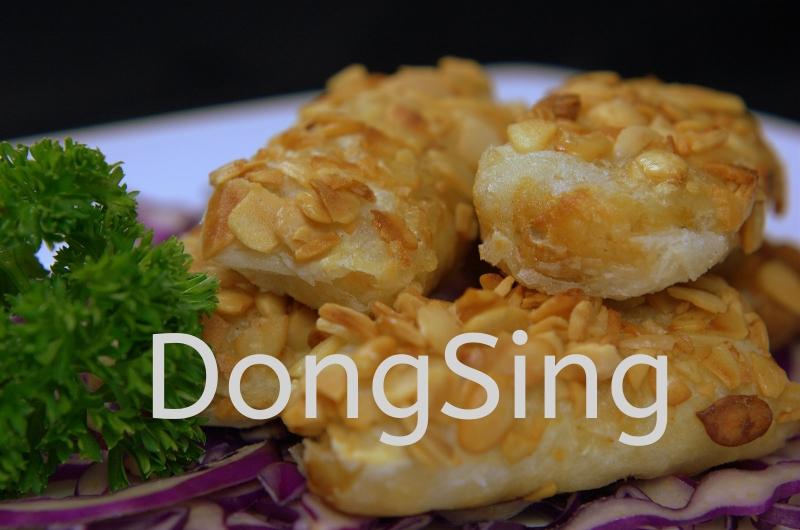 (¡ù01) ALMOND SHRIMP CHEESE ROLL ÐÓÏã֥ʿϺ¾í DEEP FRIED ( Õ¨µã ) FOUR SEASON ( ÈÈ»ç ) Malaysia, Selangor, Kuala Lumpur (KL), Kajang Supplier, Suppliers, Supply, Supplies | Dong Sing Food Link Sdn Bhd