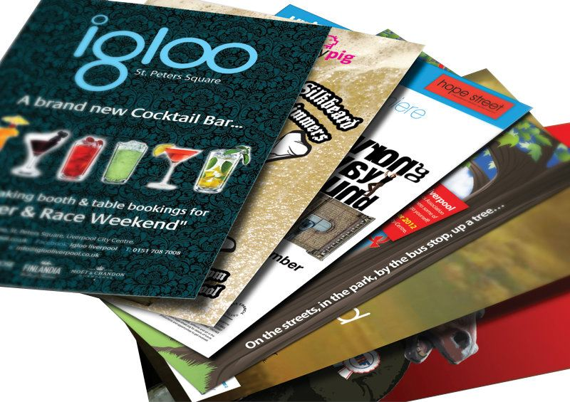 Flyers / Brochures Singapore Service, Printing | AT Plan & Printing Pte Ltd