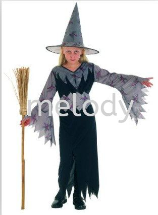 Witch Girl - Kid - 1012 1105