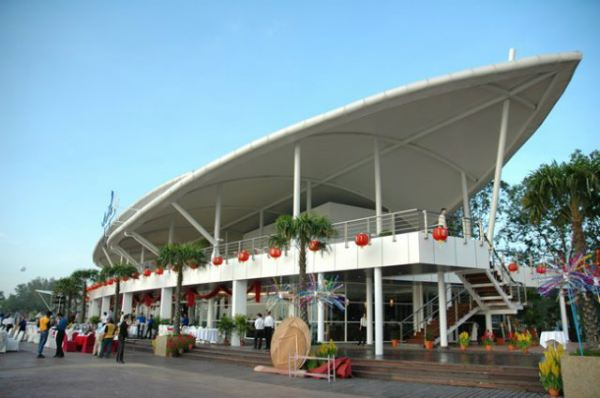 General View 2 Storey of Bay Leaf Food Court at Danga Bay, Johor Bharu Darul Takzim Completed Project - Air Conditioning and Ventilation Services Selangor, Sg Buloh, Malaysia Design, Installation, Maintenance   EAS Technologies Sdn Bhd / EAS M&E Services Sdn Bhd
