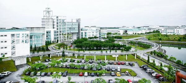 General View to UNIMAS Development Project at Sarawak Completed Project - Air Conditioning and Ventilation Services Selangor, Sg Buloh, Malaysia Design, Installation, Maintenance | EAS Technologies Sdn Bhd / EAS M&E Services Sdn Bhd