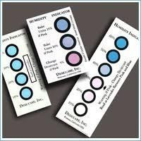 Humidity Indicator Card Absorbents And Desiccant Penang, Pulau Pinang, Malaysia Supplier, Supply, Manufacturer, Distributor   Excellence Business Industries Supply