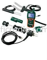 Extech MO290-RK: Water Restoration Contractor Kit EXTECH Moisture Meter Malaysia, Kuala Lumpur, KL, Singapore. Supplier, Suppliers, Supplies, Supply | Pacific Radio (M) Sdn Bhd