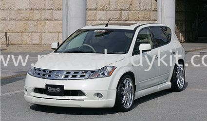 NISSAN MURANO 2008 ING BODY KIT  MURANO NISSAN  Johor, Malaysia, Johor Bahru (JB), Masai. Supplier, Suppliers, Supply, Supplies | MX Car Body Kit