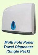 Multi Fold Tissue Dispenser (Single Pack)