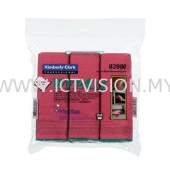 WYPALL Microfibre Cloths  RED  WYPALL Wipers  - HACCP , Hygiene Compliant Wipers - HACCP / FDA Compliant  (Kimberly Clark WYPALL) Johor Bahru (JB), Johor Supplier, Suppliers, Supply, Supplies | ICT Vision Sdn Bhd