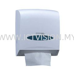 KIMBERLY-CLARK PROFESSIONAL WINDOWS Series-i Folded Towel Dispenser Hand Towels- HACCP certified Hand  PAPER HAND TOWEL Johor Bahru (JB), Johor Supplier, Suppliers, Supply, Supplies   ICT Vision Sdn Bhd