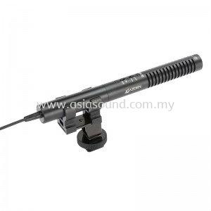 SMX-10 Stereo Microphones Azden Kuala Lumpur (KL), Selangor, Malaysia, Cheras, Petaling Jaya (PJ) Supplier, Supply, Importer, Distributor | Asia Sound Equipment (M) Sdn Bhd