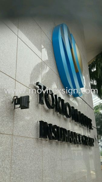 3D Aluminium box up with fully  LED+UV digital print outdoor (click for more detail) 3D Lettering with LED Light Johor Bahru (JB), Johor, Malaysia. Design, Supplier, Manufacturers, Suppliers | M-Movitexsign Advertising Art & Print Sdn Bhd
