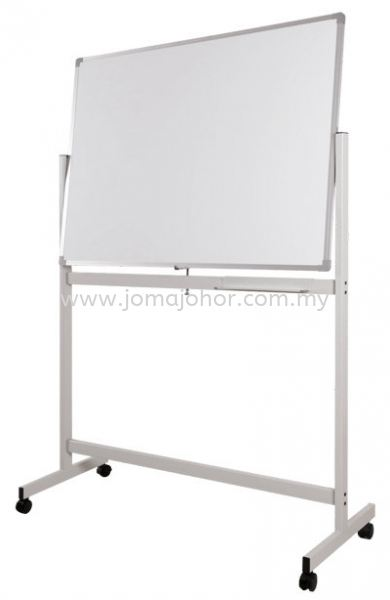 Mobile Double Sided White Board Write Best Writing Boards Johor Bahru (JB), Johor Supplier, Suppliers, Supply, Supplies | Joma (Johor) Sdn Bhd