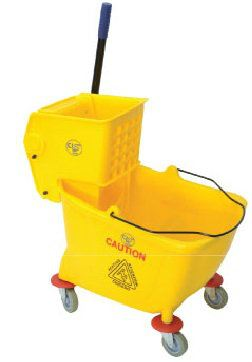 EH Trolley Cleaning Single Wringer Bucket Cleaning Equipment Malaysia, Selangor, Kuala Lumpur (KL), Shah Alam. Supplier, Suppliers, Supply, Supplies | Elite Hygiene (M) Sdn Bhd