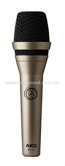 D5 LX Handheld Vocal Microphones AKG Kuala Lumpur (KL), Selangor, Malaysia, Cheras, Petaling Jaya (PJ) Supplier, Supply, Importer, Distributor   Asia Sound Equipment (M) Sdn Bhd