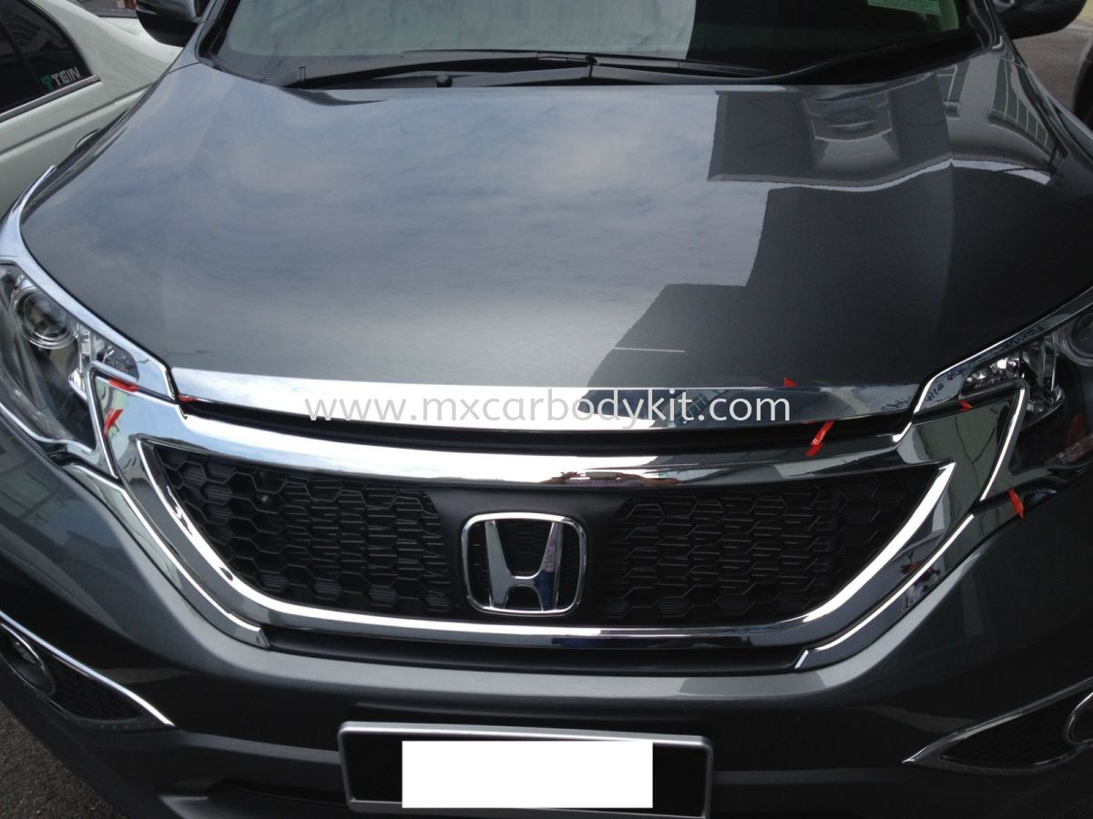 HONDA CRV 2013 MODULO FRONT GRILLE GRILLE ACCESSORIES AND AUTO PARTS Johor, Malaysia, Johor Bahru (JB), Masai. Supplier, Suppliers, Supply, Supplies | MX Car Body Kit