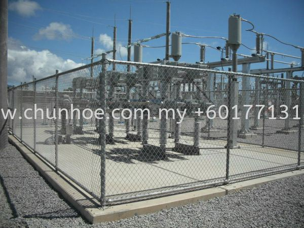Chain Link Fence Chain Link Fence Malaysia, Johor, Batu Pahat Manufacturer, Supplier, Supplies, Supply | CHUN HOE TRADING SDN BHD